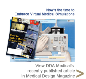 dda medical virtual medical simulations article